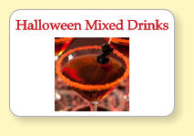 Halloween Mixed Drinks